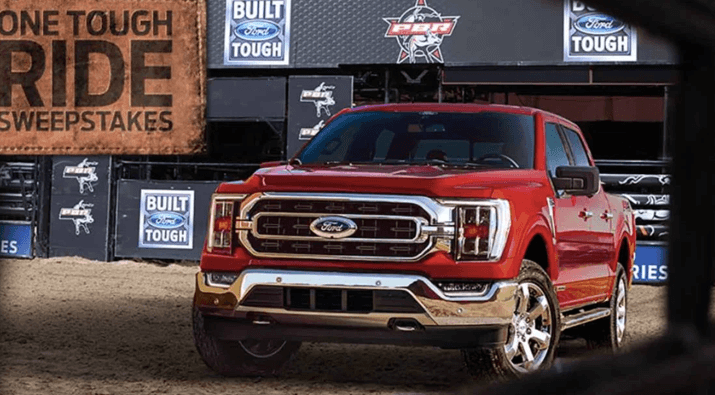 2021 Ford F-150 Truck Giveaway