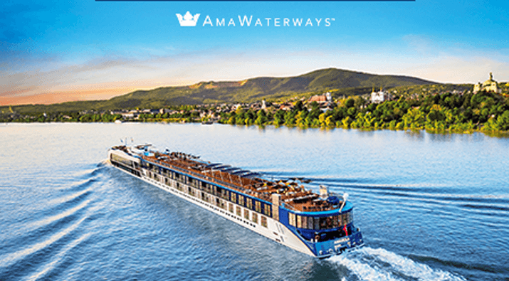 AmaWaterways Luxury River Cruise Giveaway
