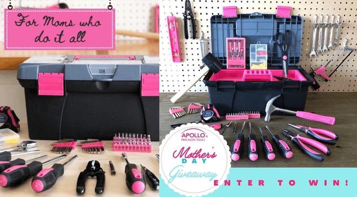 Apollo Tools Mothers' Day Giveaway