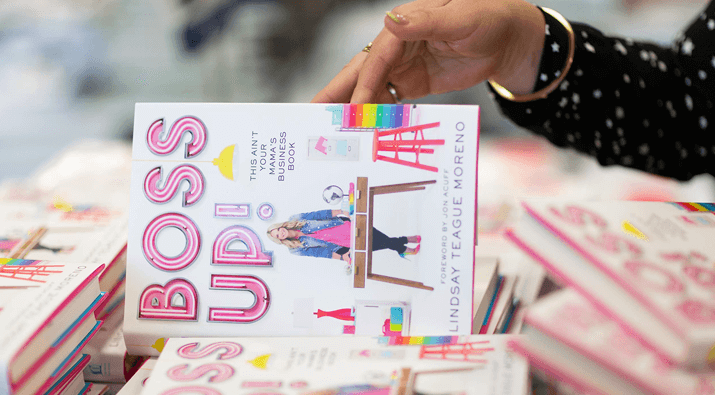 Boss Up Business Book Giveaway