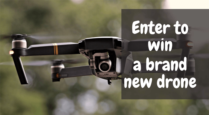 Quadcopter RTF Drone Giveaway
