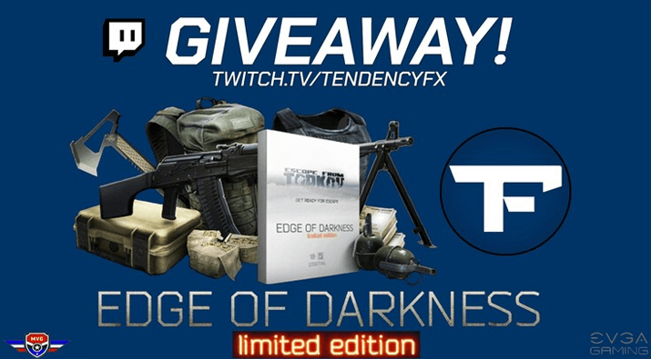 Escape from Tarkov EOD Giveaway