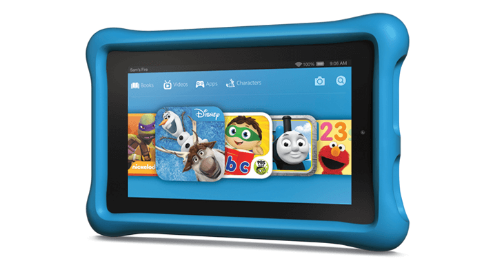 Kindle Fire for Kids Giveaway