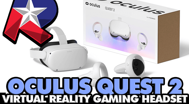Oculus Quest 2 VR Gaming Giveaway