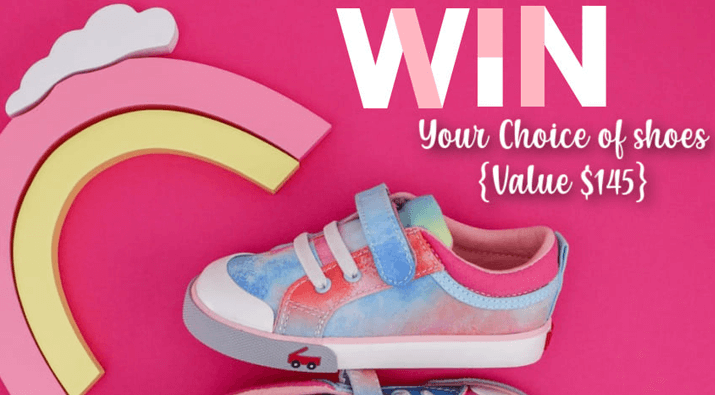 See Kai Run Children Shoes Giveaway