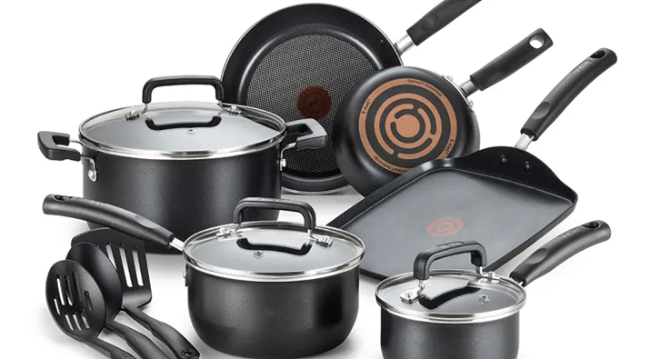 T-Fal 12-Piece Cookware Set Giveaway