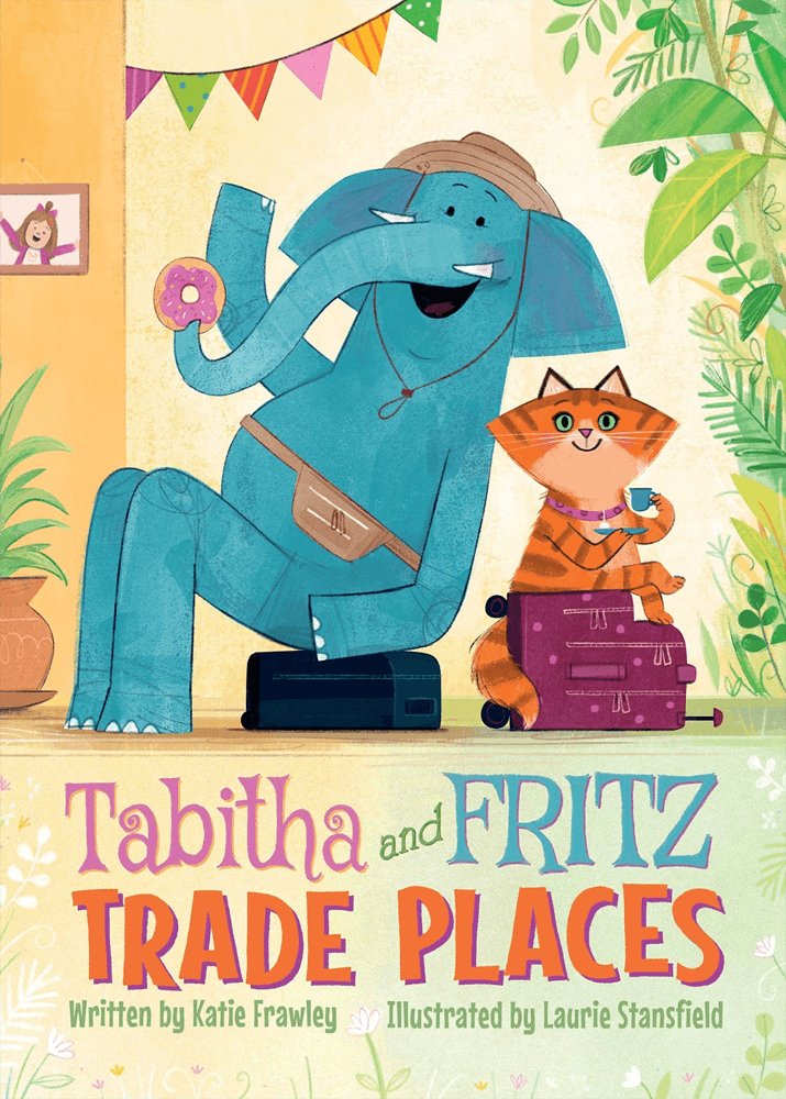 Tabitha and Fritz Trade Places Giveaway