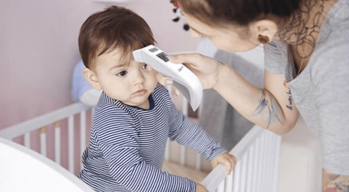 4 Touchless Thermometers Giveaway