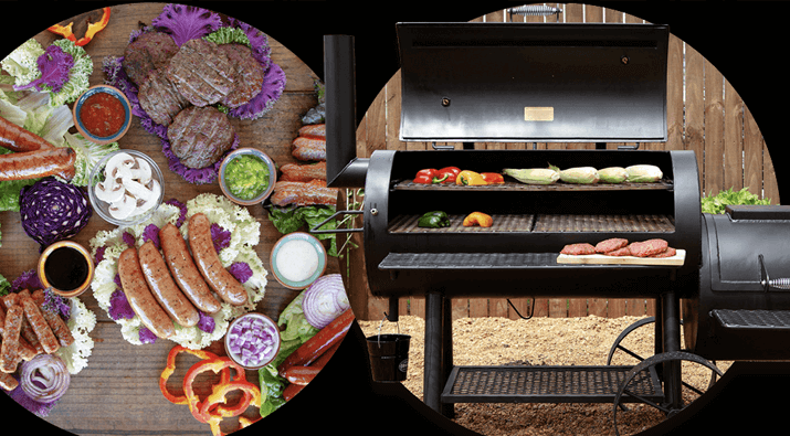 Grill + Bundle of Meat Giveaway