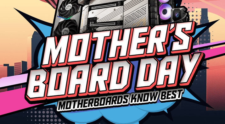 Happy Mother's Board Day Giveaway
