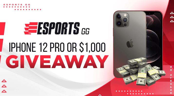 iPhone 12 Pro Giveaway
