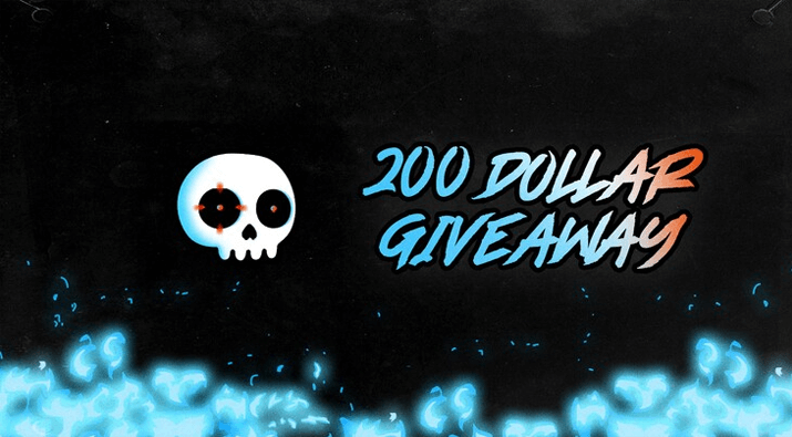 RealXypher's $200 Giveaway