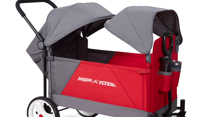 Stroller Wagon With Canopies Giveaway