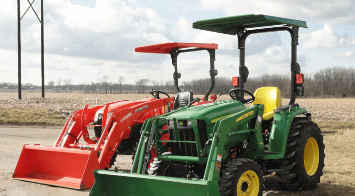 $1000 Tractor Canopy Giveaway