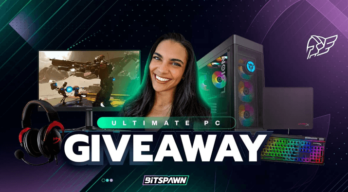 $3,000 Gaming PC Giveaway