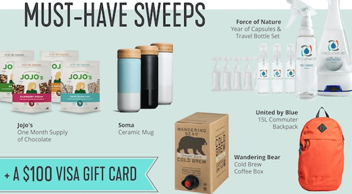$450 Back to Work Giveaway