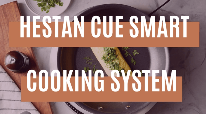 Heston Cue Smart Cooking System Giveaway