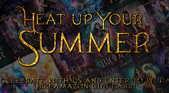 $100 Heat Up Your Summer Giveaway