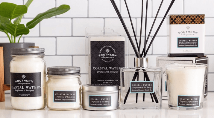 1Year Scented Candles Supply Giveaway
