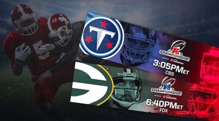 2022 NFC or AFC Championship Game Tickets Giveaway