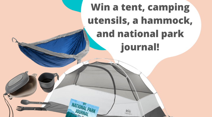 $300 Camping Gear Giveaway
