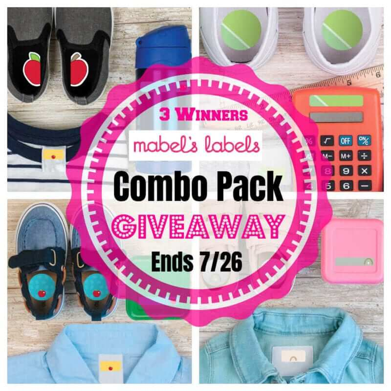 Mabel's Labels Combo Pack Giveaway