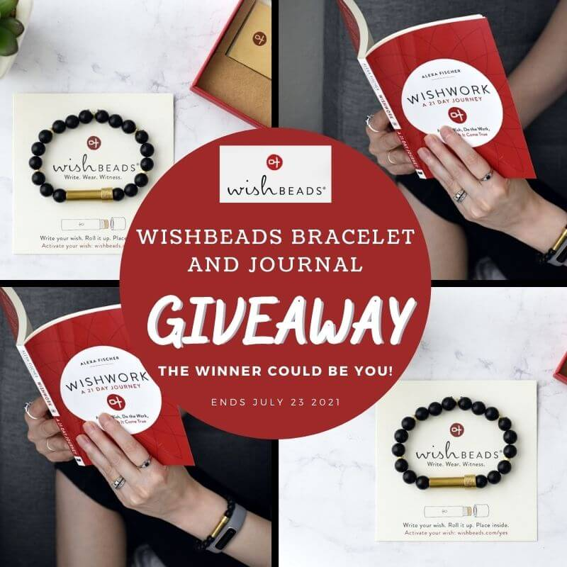 The Wishbeads Bracelet and Journal Giveaway