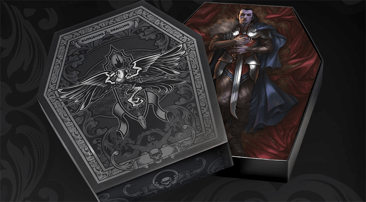 Curse of Strahd Revamped Coffin Giveaway