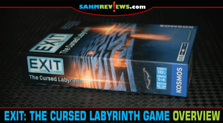 Exit: The Cursed Labyrinth Game Giveaway