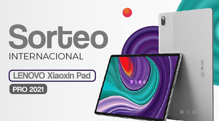 Lenovo Xiaoxin Pad Pro 2021 Giveaway