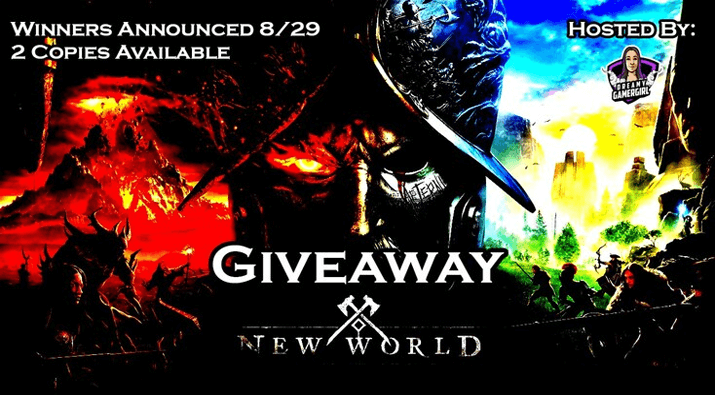 New World Standard Edition Giveaway