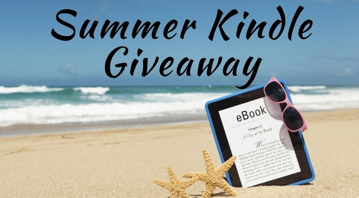 Summer Kindle Fire Giveaway