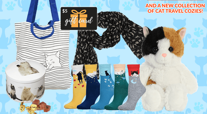 Vacay with Cats Giveaway