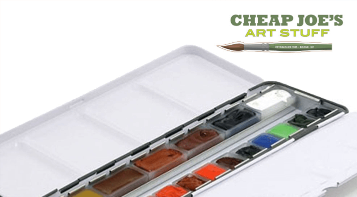 Watercolor Month Giveaway