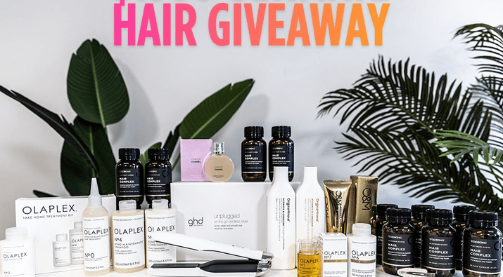 $1500 Ultimate Hair Giveaway