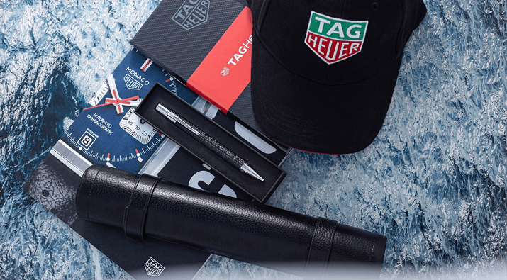 5x TAG Heuer Pack Giveaway