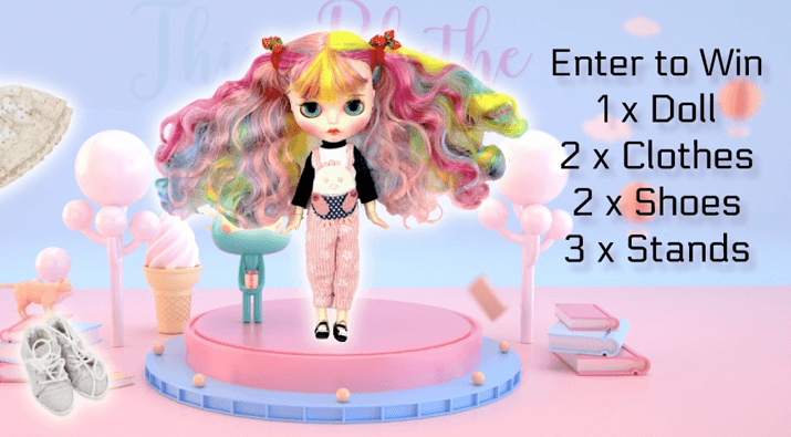 Blythe Products Giveaway