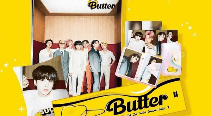 BTS Butter Box Giveaway