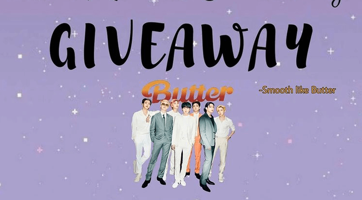 BTS One Month Giveaway