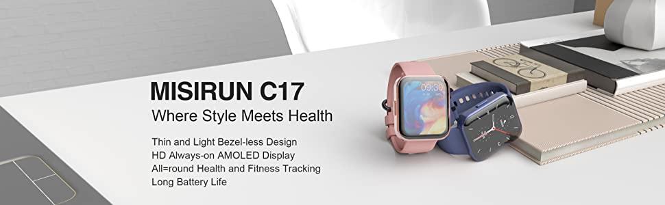 Free MISIRUN Smart Watch Giveaway