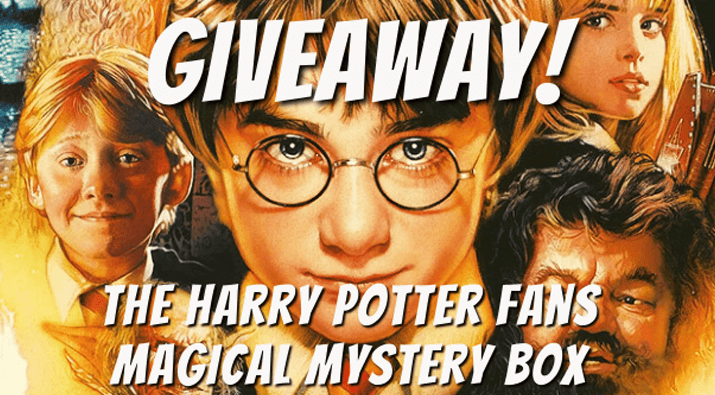 Harry Potter Fans Magical Mystery Box Giveaway