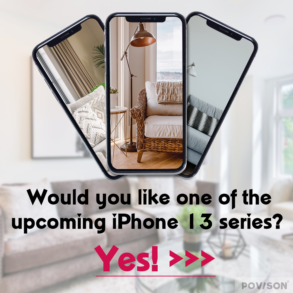 Upcoming iPhone 13 series Giveaway