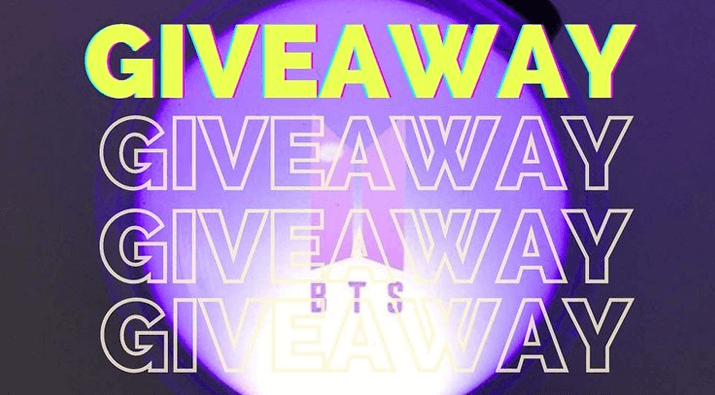 BTS Army Bomb SE Version 4 Giveaway