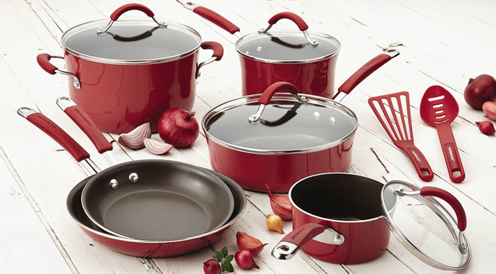 Rachael Ray 12-Piece Cookware Giveaway